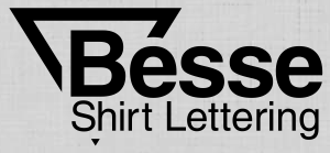 Besse Shirt Lettering